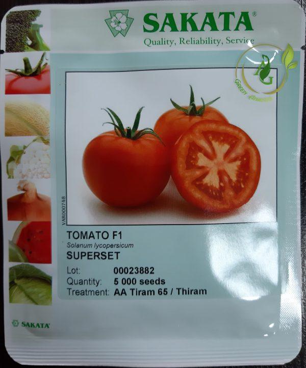 گوجه فرنگی هیبرید سوپرست