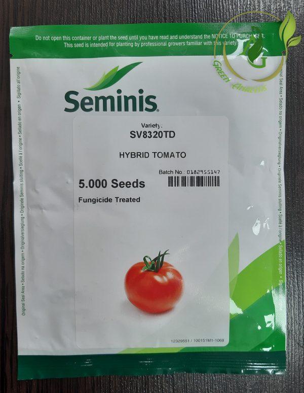بذر گوجه فرنگی 8320 1