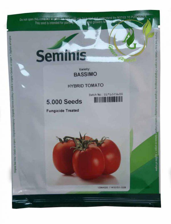 بذر گوجه فرنگی هیبرید بسیمو سمینس